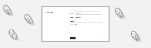 Lightweight Contact Form WordPress Plugin